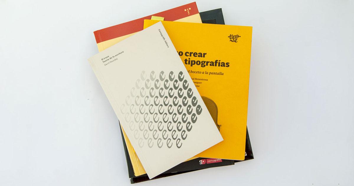 Los mejores libros para aprender tipografía   Rayitas Azules ...