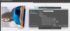 Artes finales en Adobe InDesign. Resolución