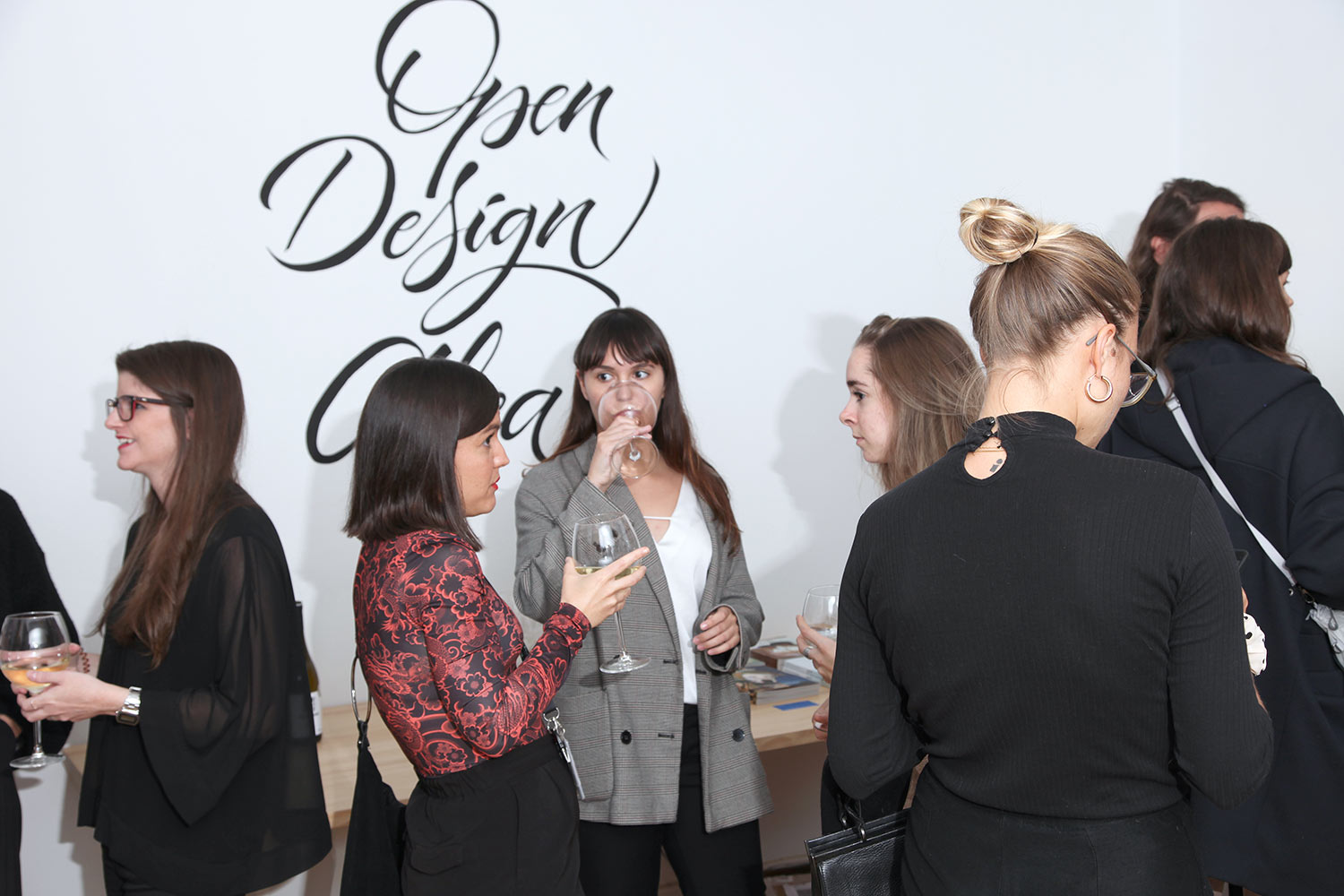 Open Design Area.