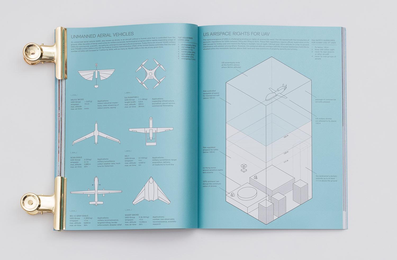 Migrant journal infografías interiores