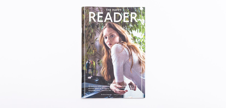 The Happy Reader portada
