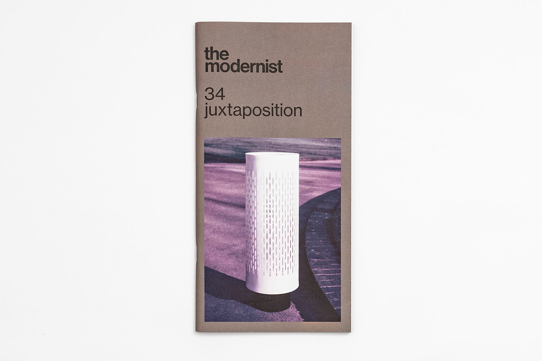 The Modernist cubiertas