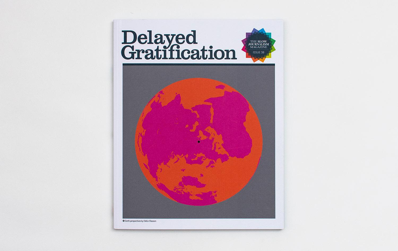 Delayed gratification cubiertas