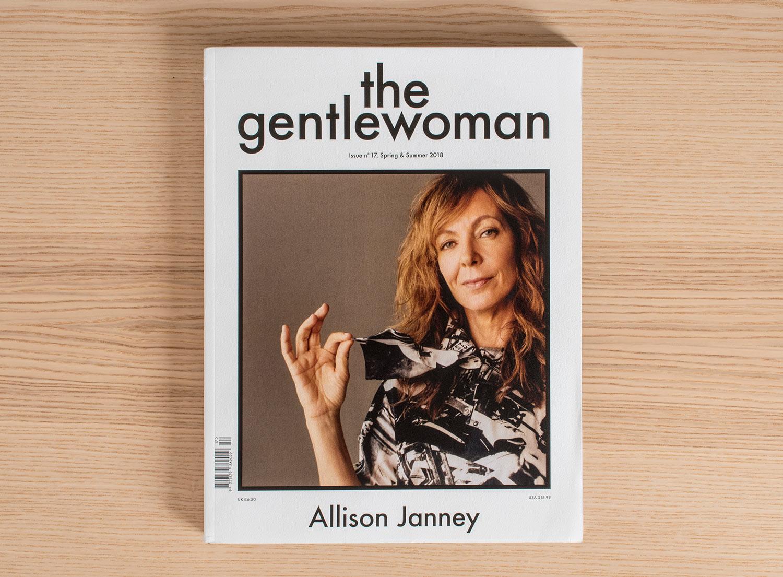 The Gentlewoman portada