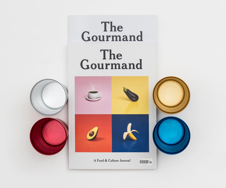 The Gourmand portada