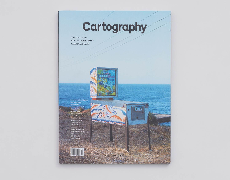 Cartography portada