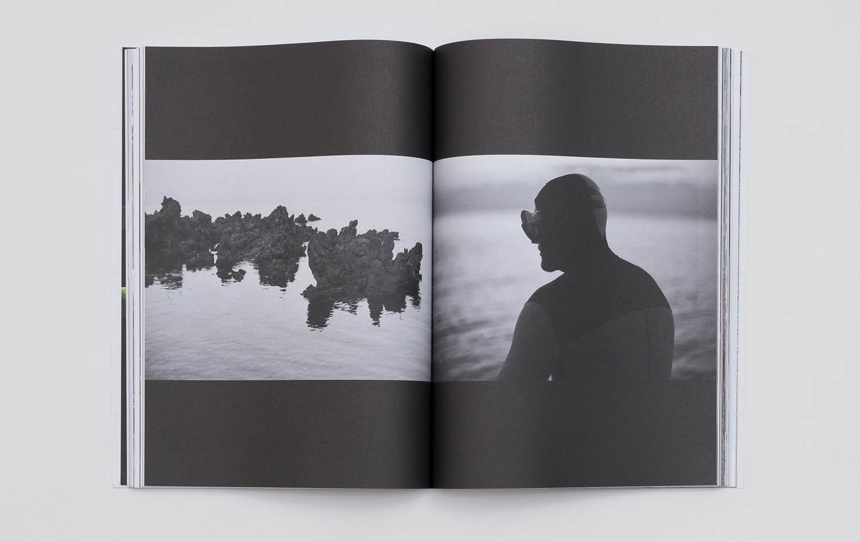 Victory journal foto en blanco y negro