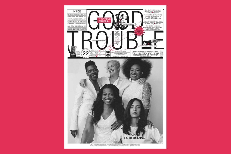 Good Trouble cubiertas