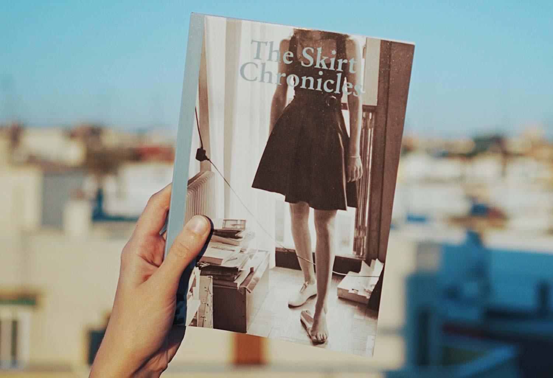 The Skirt Chronicles revista portada
