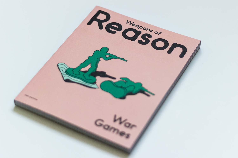 Weapons of Reason revista portada