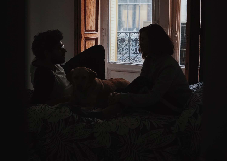 Foto de Camila y Dani de Uncover FEW