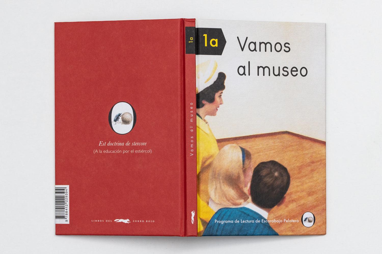Programa de Lectura de Escarabajo Pelotero Vamos al museo