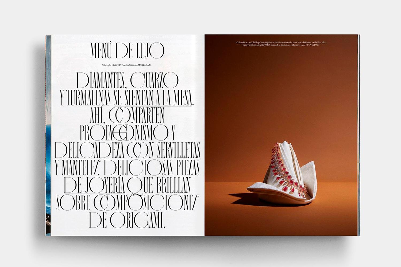 Pliego de Vogue España